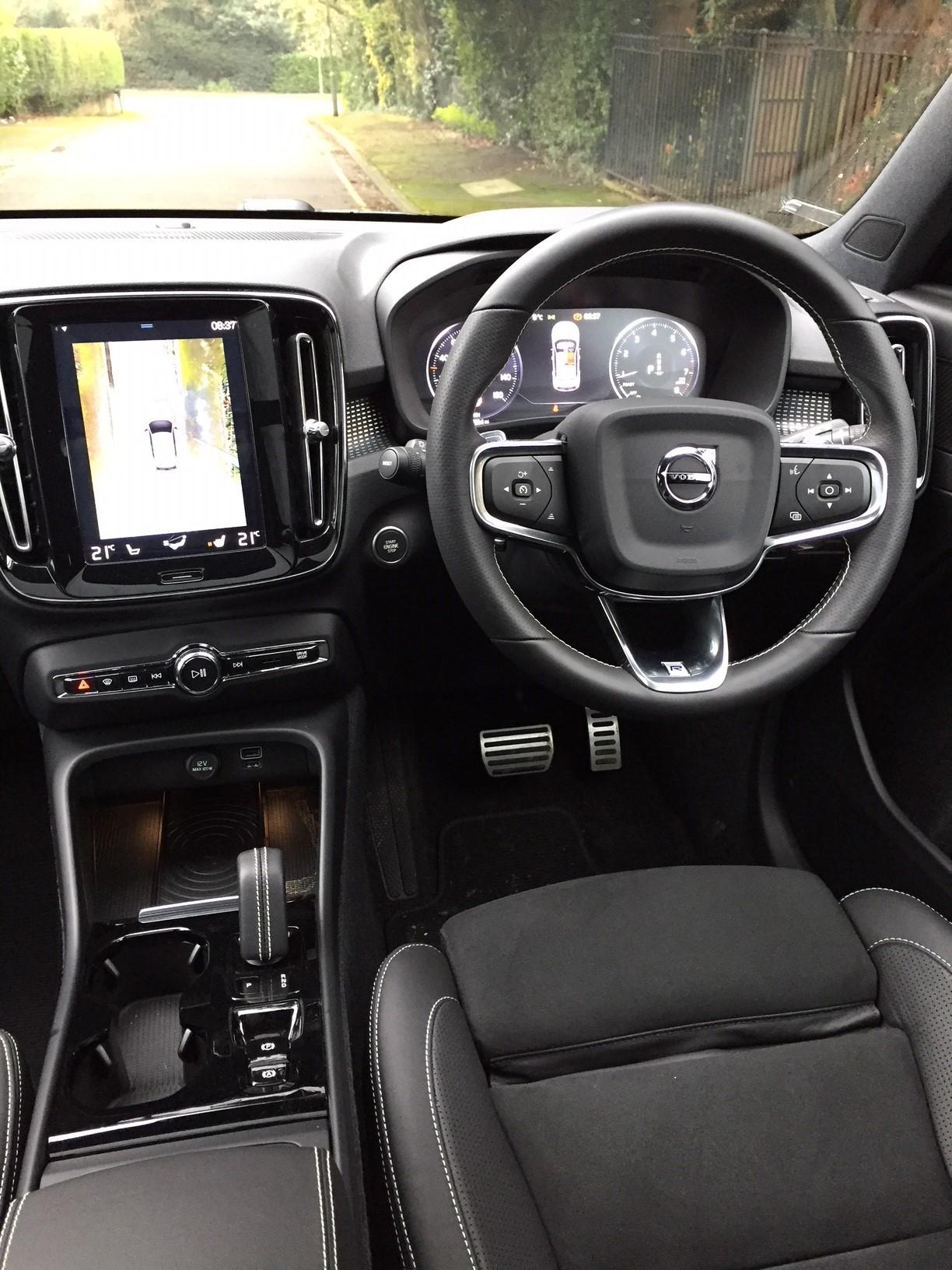 Vehicle Insight Volvo Xc40 Autovista Group