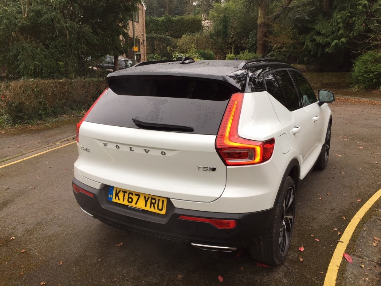 Vehicle Insight: Volvo XC40 | Autovista Group